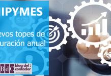 topes de facturación anual para ser considerado MiPyME